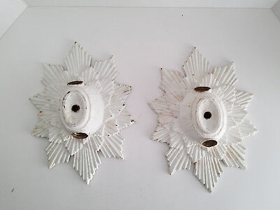 Pair of Vintage Art Deco Wall Sconce