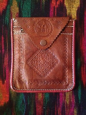 Handcrafted Moroccan Genuine Leather Wallet