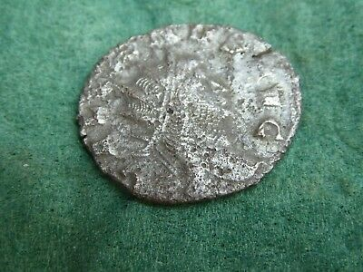 Metal Detecting Finds A Beautiful Unresearched Roman Silver Coin