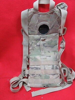 Used Multi-Cam Hydration Carrier Camelback