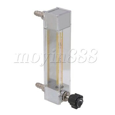LZB-3 2.5-25ml/min 5.4in Height Plastic Liquid Flowmeter Vetical Mount