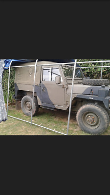 Land Rover Lightweight 1972 Mot/Tax Exempt