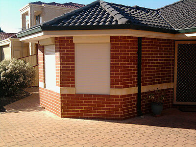 Roller Shutters Custom Made - Melbourne Factory - 5 Year Warranty