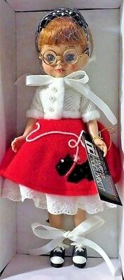 "Sweet Tiny 8"" Ann Estelle ""Scottie Skirt and Saddle Shoes"" Dressed Doll~NRFB"