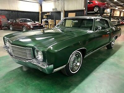 1970 Chevrolet Monte Carlo Big Block 1970 Chevrolet Monte Carlo Big Block V8