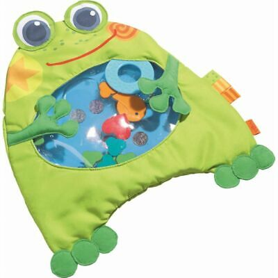 HABA Baby Kids Toddler Water Activity Play Mat Equipment Little Frog 301467