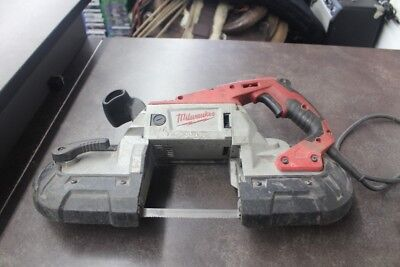 Milwaukee 6232-20 Deep Cut Variable Speed Band Saw (LIN013188)