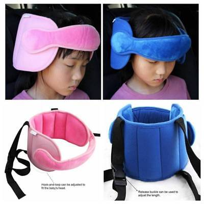 Baby Safety Car Seat Sleep Nap Aid Kid Head Support Holder Protector Belt BB
