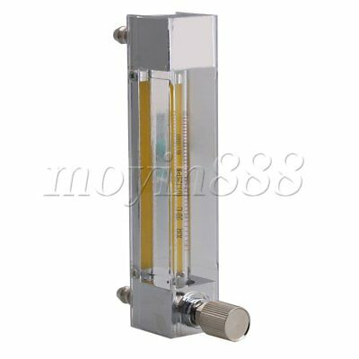 Plastic Flowmeter for Oxygen Gas LZB-3 160-1600ml/min with 5.4in Height