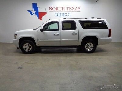 Chevrolet Suburban 2009 LT w/2LT Armored Bullet Proof 4X4 Leather Tra