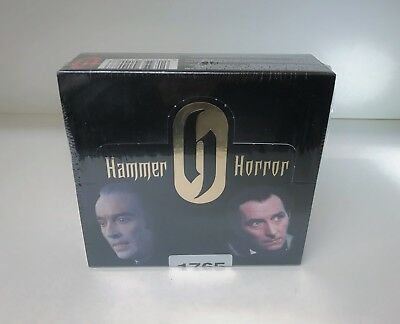 Hammer Horror Series 1 - Sealed Trading Card Hobby Box - Strictly Ink 2008