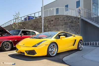 2004 Lamborghini Gallardo BASE 2004 Lamborghini Gallardo Base Coupe Low Miles
