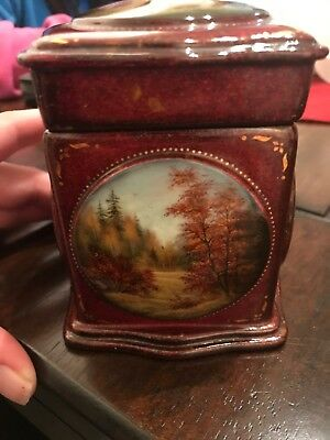 Russian Hand Painted Box