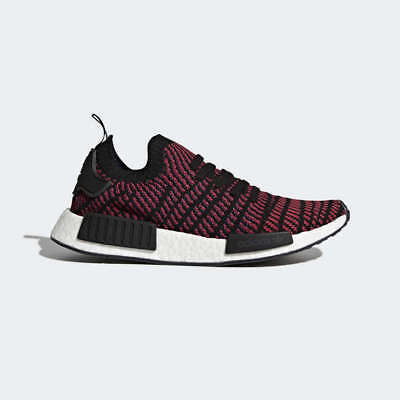 ac7794198 ADIDAS ORIGINALS NMD Racer PK Primeknit Boost Black Purple New Men ...