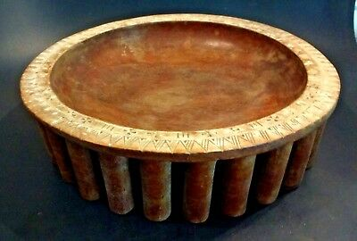 Museum Quality Antique  Kava Bowl - FIJI - Late 19th or Early 20th Century
