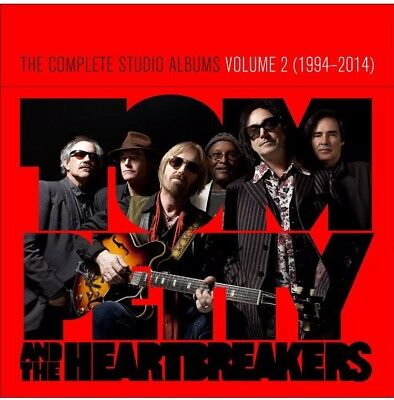 Tom Petty & The Heartbreakers - Complete Studio Albums Vol 2 - 12 LP - SEALED