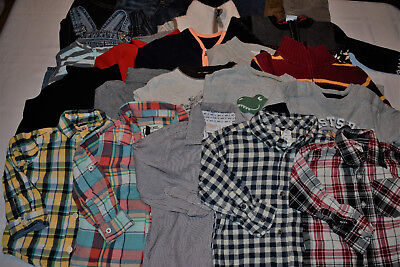 Used 29 Pc. Lot Of Baby Boy Clothes 18-24 Months Euc/vguc