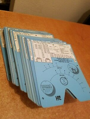 HPC 1200 BLITZ Key Code Cards Complete Set 72 Cards Foreign and Domestic Cars