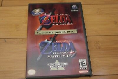 The Legend Of Zelda: Ocarina Of Time Master Quest (Nintendo GameCube, 2003)