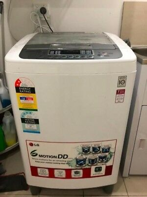 LG 6.5KG Top Load Washing Machine in great condition