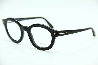 e36a6458676ee Brand New Tom Ford Tf 5460 001 Black Eyeglasses Authentic Frame Rx Tf5460  49-23