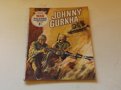 WAR PICTURE LIBRARY NO 298!,dated 1965!,GOOD for age,great 53!YEAR OLD issue.