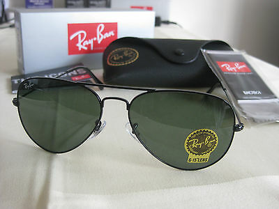 b46d49d1e Brand New RayBan Aviator Classic RB3025 L2823 58mm - Limited price - Ray-Ban