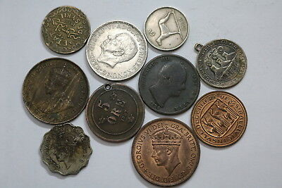 Many Old World Coins Useful Lot A88 Pzt16