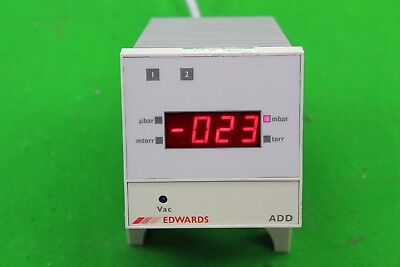 BOC Edwards ADD Active Digital Display For Vacuum Gauges