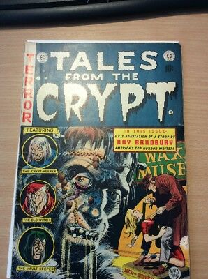 Tales From The Crypt # 34 VG   1953