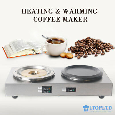 Boiler & Warmer Difunctional Coffee Maker Heating Warming Plate thermophore 220V