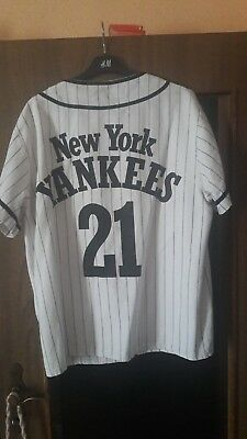 New York Yankees Trikot Xl