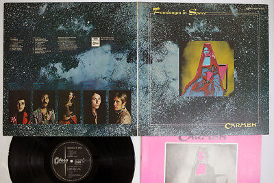 CARMEN FANDANGOS IN SPACE ODEON EOP-81030 Japan VINYL LP