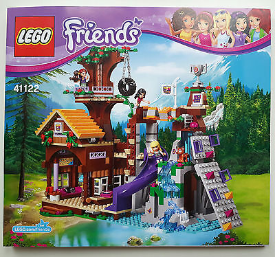 lego friends 41122 adventure camp tree house instruction manual rh picclick co uk LEGO Friends Van LEGO Friends Cafe