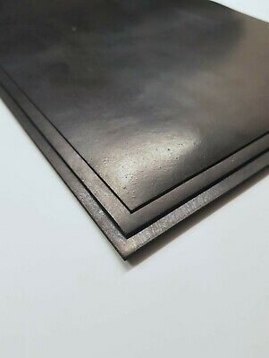 Oil Resistant Nitrile 70 Black Rubber Sheet Various Sheet Sizes & Thicknesses