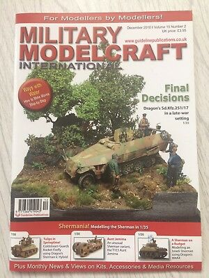 Military Modelcraft Internacional December 2010/Volume15/Number2