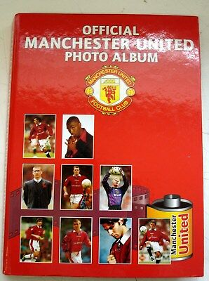 Manchester United FC Official Photo Album 1996-1998