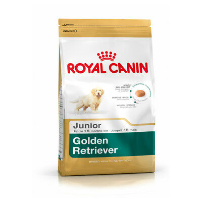 Croquettes Golden Retriever Junior pour Chiot - Royal Canin - 12Kg