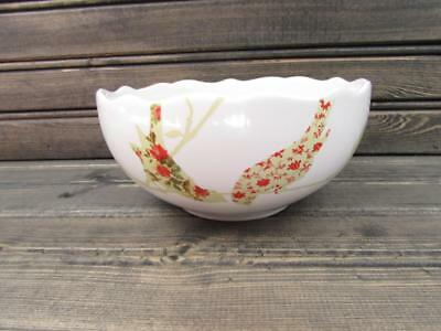 Chintz Birds by 222 Fifth Soup Cereal Bowl Floral Chintz Birds On Branch b74