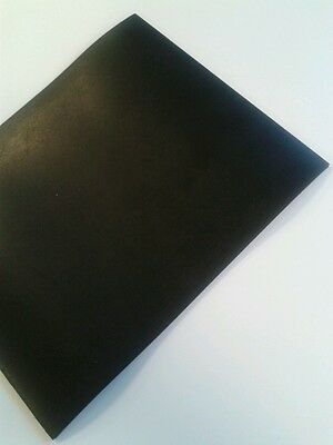 Neoprene Black Solid Rubber General Purpose Various Sheet Sizes & Thicknesses