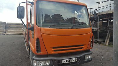 Iveco 7.5 ton dropside lorry