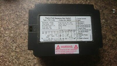Pactrol Full Sequence Gas Control Type P16 Fi (Ce) 406203.