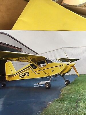 Complete Undamaged Nesmith Cougar/tailwind Experimental Tail Dragger Airframe