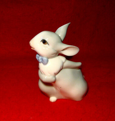 NAO by LLADRO BUNNY RABBIT *PLEASE SAY YES*  FIGURINE MADE IN SPAIN