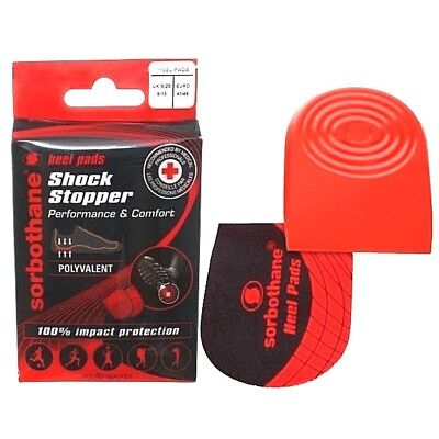 Sorbothane Shock Stopper Heel Pads       For Shoe sizes 3-8