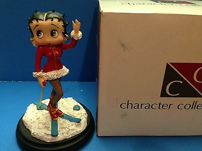 "Betty Boop 6"" Porcelain Figure ..character Collectibles"