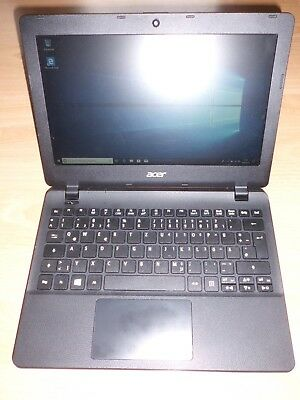 Acer Aspire ES1-131 1.60 GHz DualCore, 2 GB Ram, 32 GB, Webcam, Wlan, Win 10