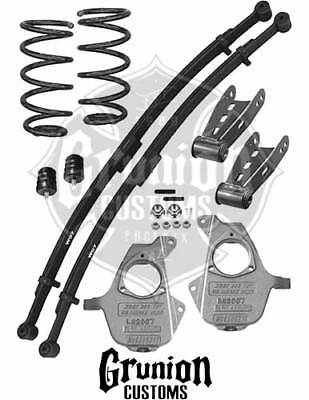 mcgaughys chevy s10 gmc sonoma 2 3 drop kit ext cab 33107 122 89 S10 Air Ride Suspension Kit mcgaughys 3 5 drop kit 07 13 chevy gmc truck single cab 34022