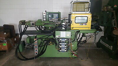 Arburg Allrounder 221M 350-75 40 Ton Injection Molding Machine New 1997