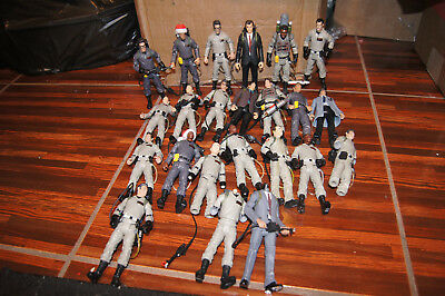 ghostbusters mattel ecto-1 movie masters lot huge playmobil